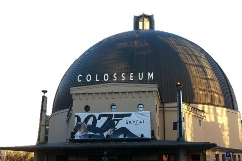 Colosseum is the World largest THX Cinema